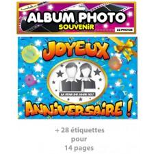 Album photo joyeux anniversaire