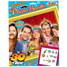 Photobooth pour animation d'anniversaire 30 ans