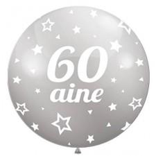 Ballon géant pour anniversaire 60 ans