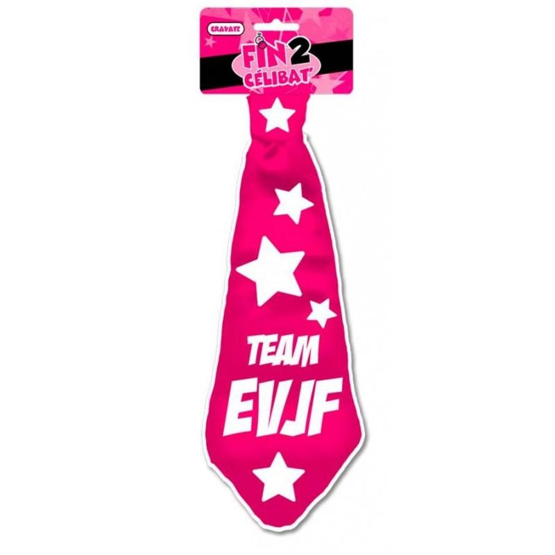 Accessoire cravate team EVJF