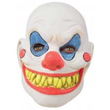 Masque de clown tueur pour adulte pour Halloween