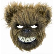 Masque Halloween d'ourson tueur pour adulte