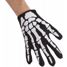Accessoires, gants de squelette pour Halloween
