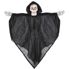 Petit squelette automate pour décoration d'Halloween