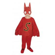 Déguisement SamSam super-héros pour enfant