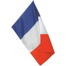 Drapeau tricolore de la France taille 90x150 cm