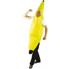 Costume de banana pas cher pour adulte
