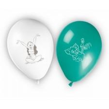 Ballons Vaiana pour anniversaire enfant