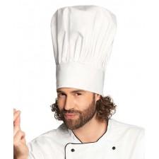 Toque de chef cuisinier pour adulte