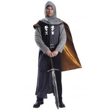 Costume de chevalier très réaliste pour homme