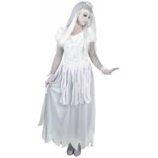 Costume femme mariée fantôme Halloween