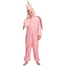 Costume enfant de licorne rose