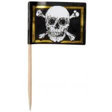 Petit drapeau pic pirate