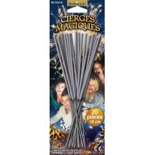 Cierges magiques pas chers de 18 cm