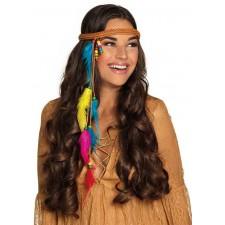 Bandeau de hippie pour accessoiriser un déguisement