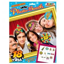 Photobooth 18 ans passage à la majorité