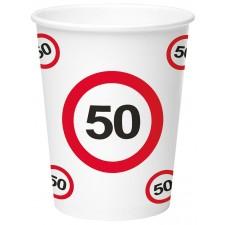 Gobelets originaux pour anniversaire 50 ans