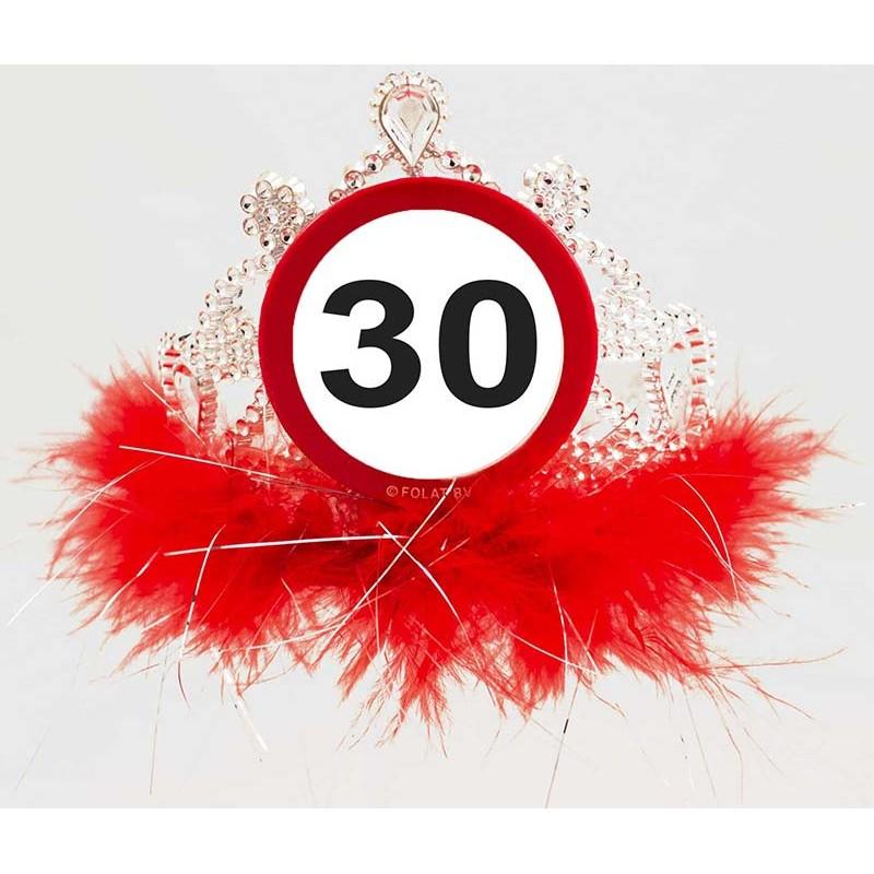 Diadème anniversaire spécial 30 ans