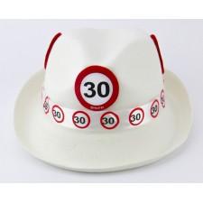 Chapeau anniversaire original 30 ans