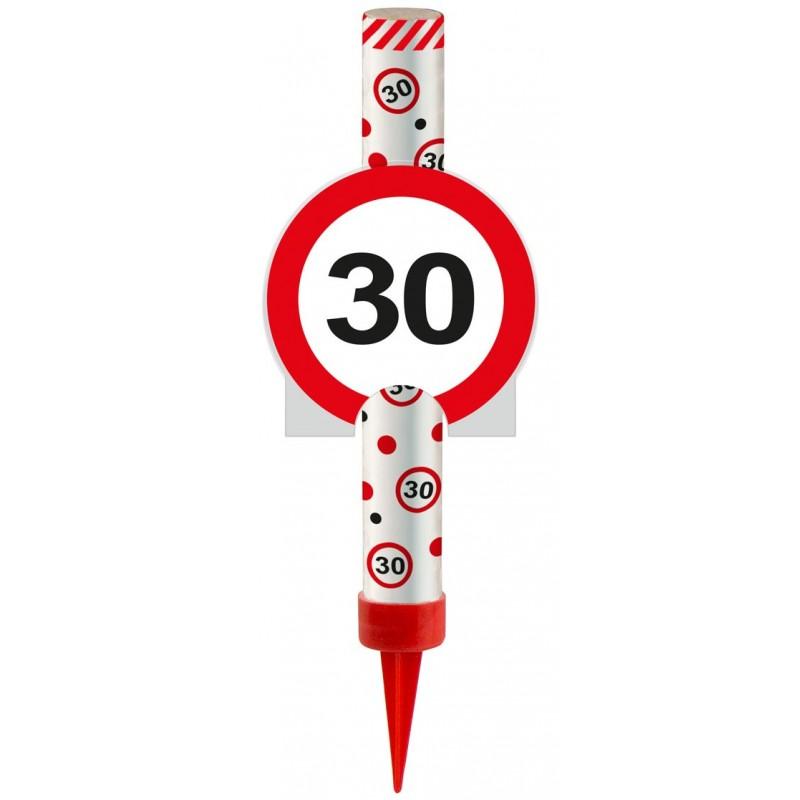 Fontaine de glace anniversaire 30 ans