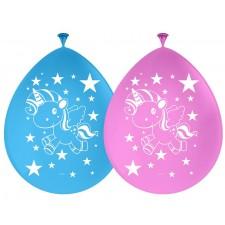 Ballons pour anniversaire thème licorne