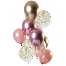 Bouquet Ballons Golden...