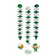 Décorations Saint-Patrick à accrocher dans un bar, maison, appartement, boîte de nuit