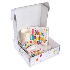Kit complet pour anniversaire enfant