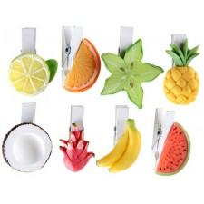 Pince fruits sur le thème Hawaï