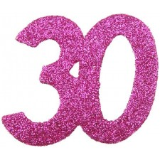 Confettis de Table 30 ans...