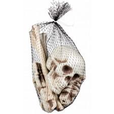 Kit d'os de squelette à disperser idéal pour une déco d'Halloween