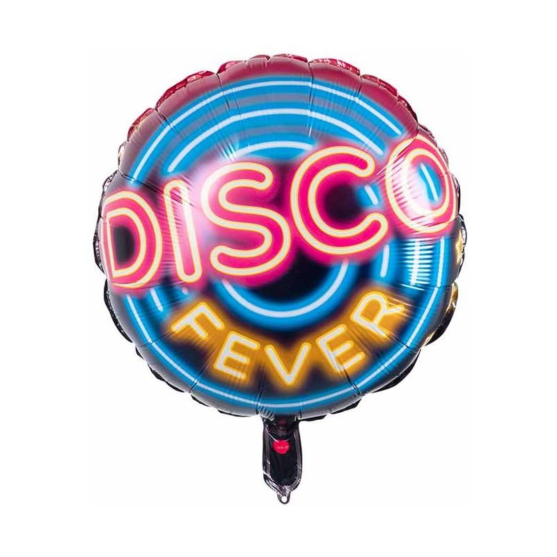 Ballon mylar disco