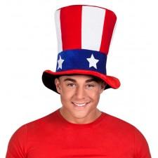 Chapeau HDF américain Oncle Sam