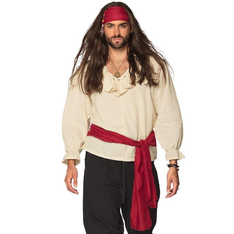Accessoires pour déguisement de pirate