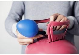Tutoriel : comment gonfler un ballon d'hélium ?